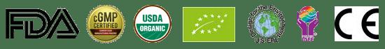 Calivita certifikati